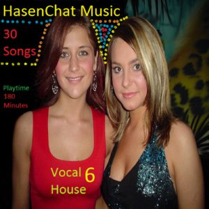 1400 x1400 Vocal House 6 Cover