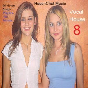 1400x1400 Vocal House 8 Cover
