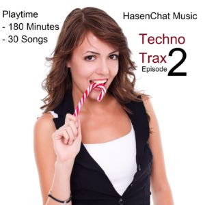 Techno Trax 2 Cover