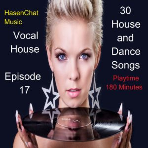 Vocal House 17 Cover