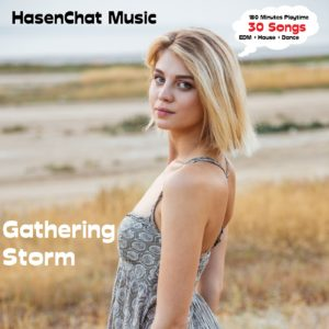 HasenChat Music - Gathering Storm - JPG - Artwork